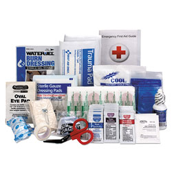 First Aid Only ANSI 2015 Compliant First Aid Kit Refill, Class A, 25 People, 89 Pieces