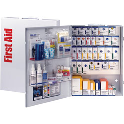First Aid Only ANSI 2015 SmartCompliance First Aid Station for 150 People, 669 Pieces