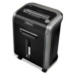 Fellowes Powershred 79Ci 100% Jam Proof Cross-Cut Shredder, 16 Manual Sheet Capacity