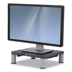 Fellowes Standard Monitor Riser, 13.38w x 13.63d x 6h, Graphite