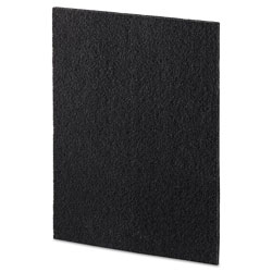 Fellowes Carbon Filter for Fellowes 190/200/DX55 Air Purifiers, 10 1/8 x 13 3/16, 4/Pack