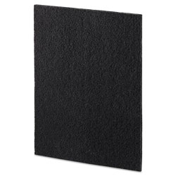 Fellowes Carbon Filter for Fellowes 290 Air Purifiers, 12 7/16 x 16 1/8, 4/Pack
