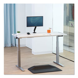 Fellowes Levado Laminate Table Top (Top Only), 48w x 24d, White
