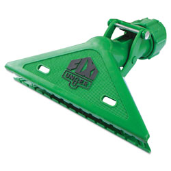 Unger Fixi Clamp, Plastic, Green