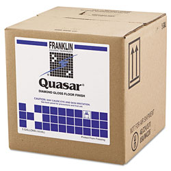 Franklin Cleaning Technology Quasar High Solids Floor Finish, 5gal Box