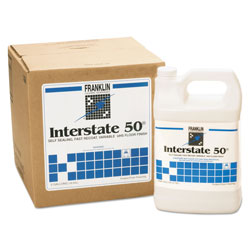 Franklin Cleaning Technology Interstate 50 Floor Finish, 1gal Bottle