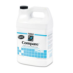 Franklin Cleaning Technology Compare Floor Cleaner, 1gal Bottle