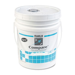 Franklin Cleaning Technology Compare Floor Cleaner, 5gal Pail