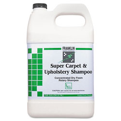 Franklin Cleaning Technology Super Carpet & Upholstery Shampoo, 1gal Bottle