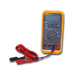 Fluke Digital Multimeter w/Thermometer