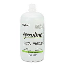 Eyesaline® Fendall Eyesaline Eyewash Saline Solution Bottle Refill, 32 oz