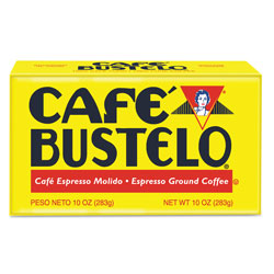 Cafe Bustelo Coffee, Espresso, 10 oz Brick Pack