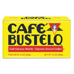 Cafe Bustelo Coffee, Espresso, 10 oz Brick Pack