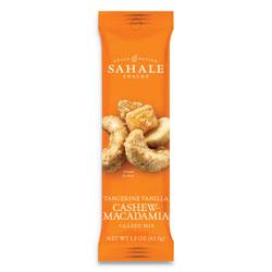 Sahale Snacks Glazed Mixes, Tangerine Vanilla, 1.5 oz Pouch, 18/Carton