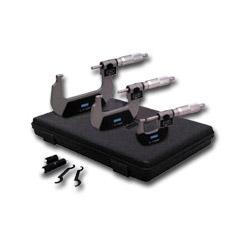 "Fowler Digital Counter Outside Micrometer Set 0 3"""