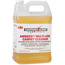 Franklin Cleaning Technology Multi-Use Carpet Cleaner, 1Gal