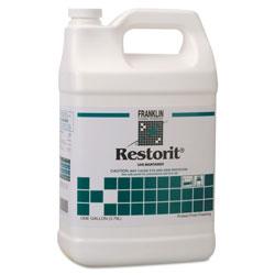 Franklin Cleaning Technology Restorit UHS Floor Maintainer, Liquid, 1 gal. Bottle