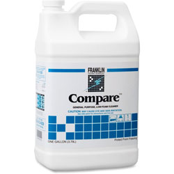 Franklin Cleaning Technology Compare Floor Cleaner, 1Gal, White