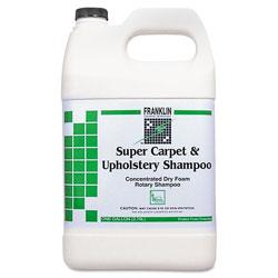 Franklin Cleaning Technology Super Carpet & Upholstery Shampoo, 1gal Bottle, 4/Carton