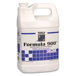 Franklin Formula 900 Soap Scum Remover, Liquid, 1 gal. Bottle