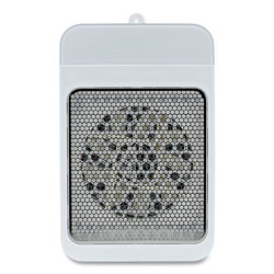 Fresh Products ourfreshE Dispenser, 2.71 x 4.19 x 6.68, White, 6/Carton