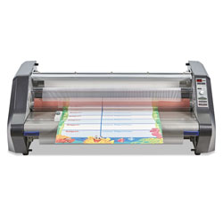 GBC® Ultima 65 Thermal Roll Laminator, 27 in Max Document Width, 3 mil Max Document Thickness