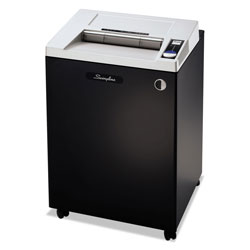 GBC® CX30-55 Cross-Cut Commercial Shredder, 30 Manual Sheet Capacity, TAA Compliant