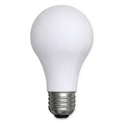 GE Reveal A19 Light Bulb, 43 W, 4/Pack