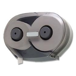GEN 9 in Stub Saver Dispenser, 16.5 in x 5.5 in x 11.5 in, Transparent