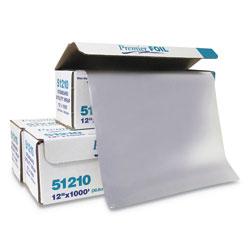 GEN Standard Aluminum Foil Roll, 12 in x 1,000 ft
