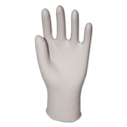 GEN General Purpose Vinyl Gloves, Powder-Free, Medium, Clear, 3 3/5 mil, 1000/Carton
