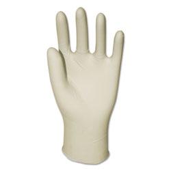 GEN Latex General-Purpose Gloves, Powder-Free, Natural, Medium, 4.4 mil, 1000/Carton