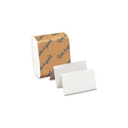 GP Tissue for Safe-T-Gard Dispenser, 200/Pack, 40 Packs/Carton