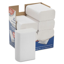 GP Professional Series Premium Paper Towels,M-Fold,9 2/5x9 1/5, 250/Bx, 8 Bx/Carton