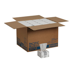 GP Recycled 3-Ply Disposable Delicate Task Wiper (Previously AccuWipe®), Large, White, 280 Wipers/Box, Wiper (WxL) 4.5 in x 7.9 in