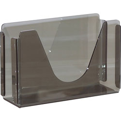 GP Countertop C-Fold / Multi-Fold Paper Towel Dispenser, Translucent Smoke
