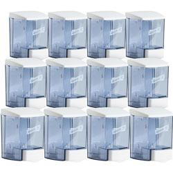 Genuine Joe Bulk Fill Soap Dispenser, 30oz., 12/CT