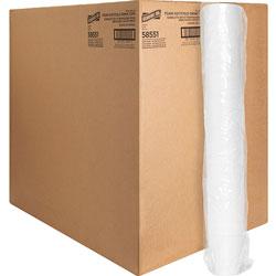 Genuine Joe Foam Cups, 10 oz., 1000/CT, White