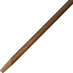 Genuine Joe Squeegee Wood Handle, 60 in x 1 in, Natural