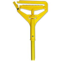 Genuine Joe Speed Change Mop Refill, Yellow