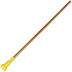 Genuine Joe Jaw Style Mop Handle, 60 in, Natural