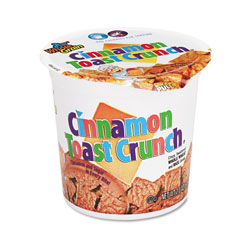 Cinnamon Toast Crunch® Cinnamon Toast Crunch Cereal, Single-Serve 2.0oz Cup, 6/Pack