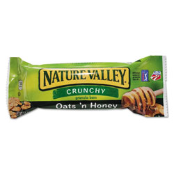 Nature Valley® Granola Bars, Oats'n Honey Cereal, 1.5 oz Bar, 18/Box