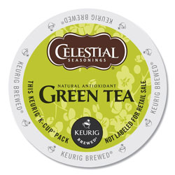 Celestial Seasonings® Green Tea K-Cups, 96/Carton