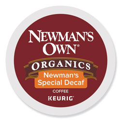 Newman's Own® Special Decaf K-Cups, 24/Box