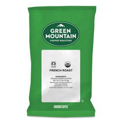 Green Mountain French Roast Coffee Fraction Packs, 2.2oz, 50/Carton