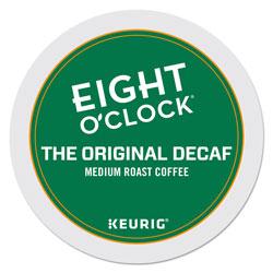 Eight O'Clock Original Decaf Coffee K-Cups, 24/Box