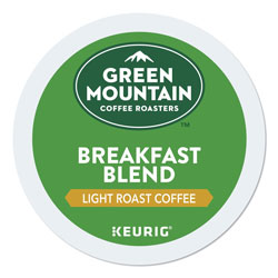 Green Mountain Regular Variety Pack Coffee K-Cups, 88/Carton