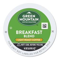 Green Mountain Breakfast Blend Coffee K-Cup Pods, 96/Carton