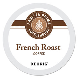 Barista Prima Coffee House® French Roast K-Cups Coffee Pack, 24/Box